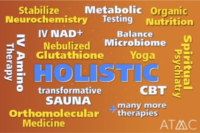 holistic therapies to restore mental health