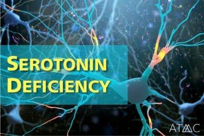 zoloft serotonin deficiency