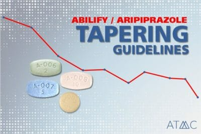 abilify tapering guidelines