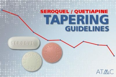 seroquel tapering guidelines